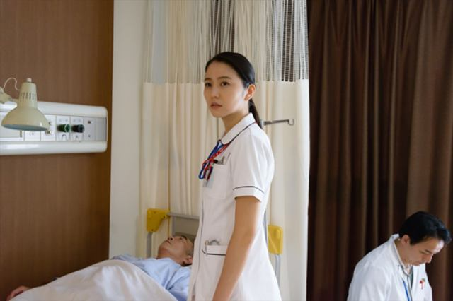 画像: 長澤まさみが看護師姿に! 映画へとつながるドラマ「アイアムアヒーロー はじまりの日」完成!