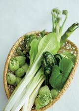 画像: 新陳代謝アップ! 生でも食べられる 春を感じる山菜レシピ