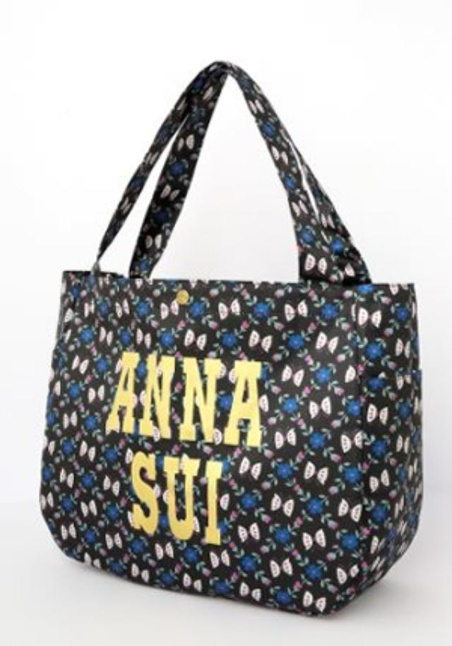 画像: 「ANNA SUI」アニバーサリームック第3弾はアナ・スイ本人が監修した大容量トートバッグ!