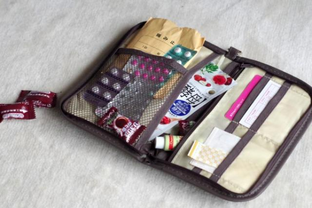 画像: 用途は無限大!家計管理、母子手帳カバー、薬の整理... 家でも旅先でも大活躍のマルチケースが雑誌付録に