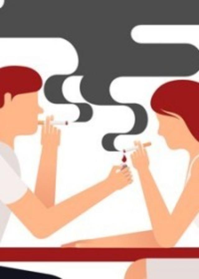 画像: 離婚しやすい人の見分け方――喫煙する男性の離婚リスクは通常の1.9倍、女性の場合は2.7倍に