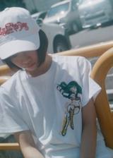 画像: バグった刺繍が新しい! Nukemeコラボの『うる星やつら』グッズが発売