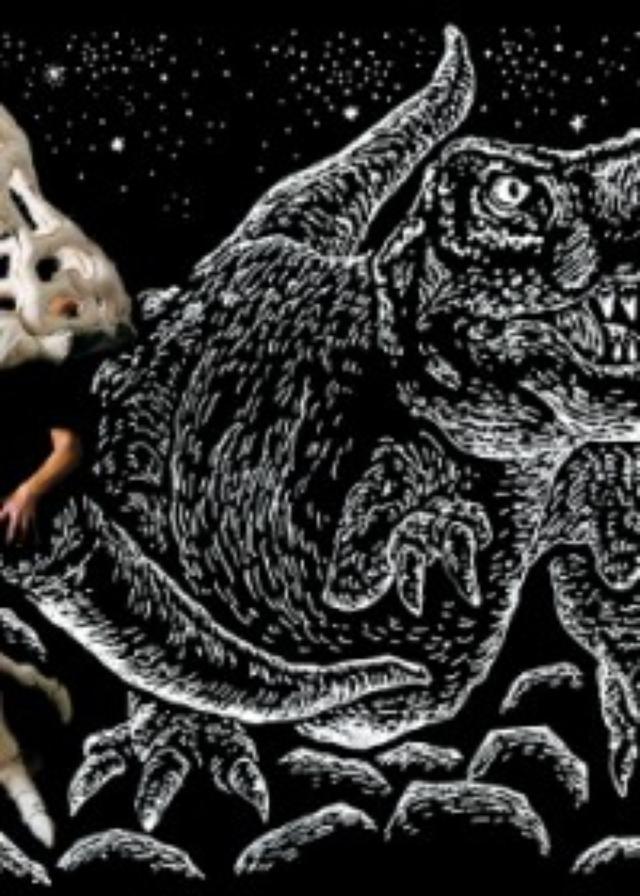 画像: 大人になっても恐竜へのロマンは尽きない! 谷川俊太郎&下田昌克が恐竜の魅力を詩と絵で表現