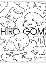 画像: 可愛すぎる...! シロとゴマちゃんが夢のコラボ! 第1弾「シロゴマ ブランケット」発売