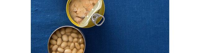 """画像: やせたいなら、水煮缶は """"夜"""" 食べるべき! 知らないと損する 「夜オシ」の3つのワケ"""