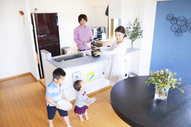 画像: 脱ワンオペ家事! 家族みんなが自然に家事をする、散らかってもすぐ片づく!「トヨタ式家事シェア」3つの秘訣