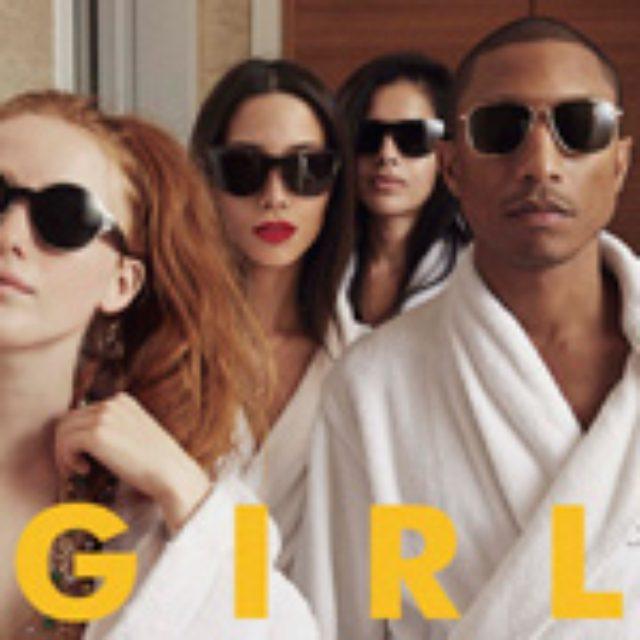 画像: 4月30日発売 アルバム「GIRL」に収録 Sony Music Japan International SICP-4129