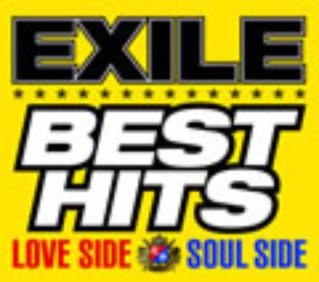 画像: 12月5日発売 「EXILE BEST HITS -LOVE SIDE / SOUL SIDE-」に収録 2CD+3DVD:RZCD-59275~6/B~D 2CD+2DVD:RZCD-59277~8/B~C 2CD:RZCD-59279~80 rhythm ZONE
