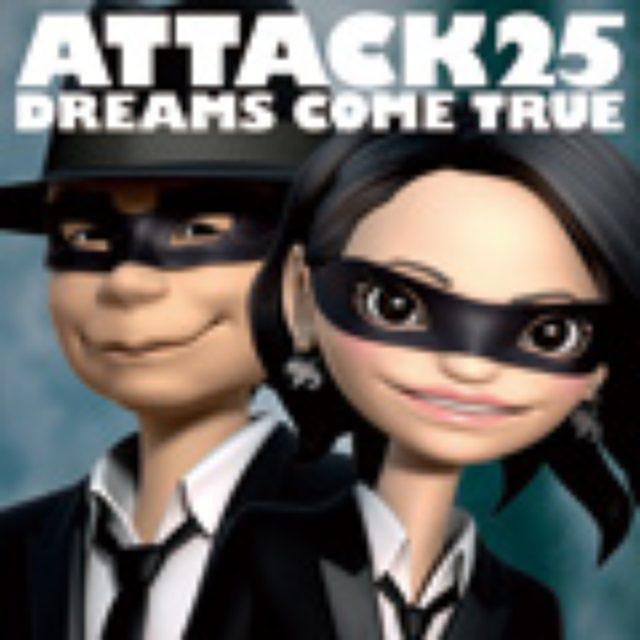 画像: 8月13日発売 アルバム「ATTACK25」 DCT records/UNIVERSAL SIGMA 初回限定盤(CD+DVD):UMCK-9725 通常盤(CD):UMCK-1525
