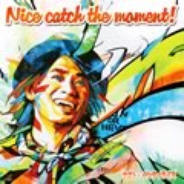 画像: 5月15日発売 Album「Nice catch the moment!」 に収録 初回限定盤(CD+DVD):UMCK-9619 通常盤(CD):UMCK-1445 Single:UMCK-5427(発売中) ユニバーサルシグマ