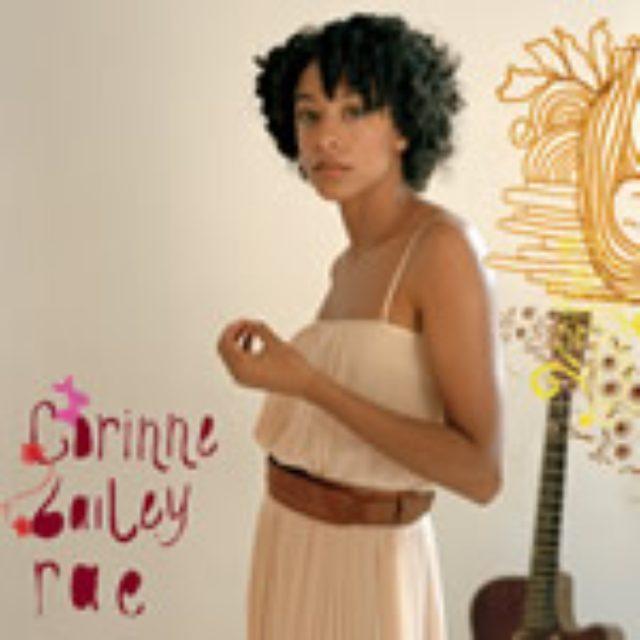 画像: 東芝EMI TOCP-66600 2006.7.12発売 アルバム「Corinne Bailey Rae」収録