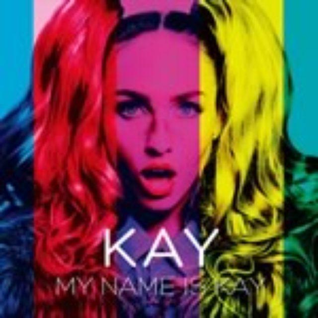 画像: デジタルシングル 配信中 11月20日発売 アルバム「MY NAME IS KAY」に収録 VICP-65180 Victor Entertainment