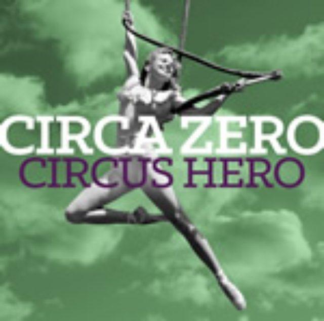 画像: 3月19日発売 アルバム「CIRCUS HERO」に収録 COCB-84085 日本コロムビア