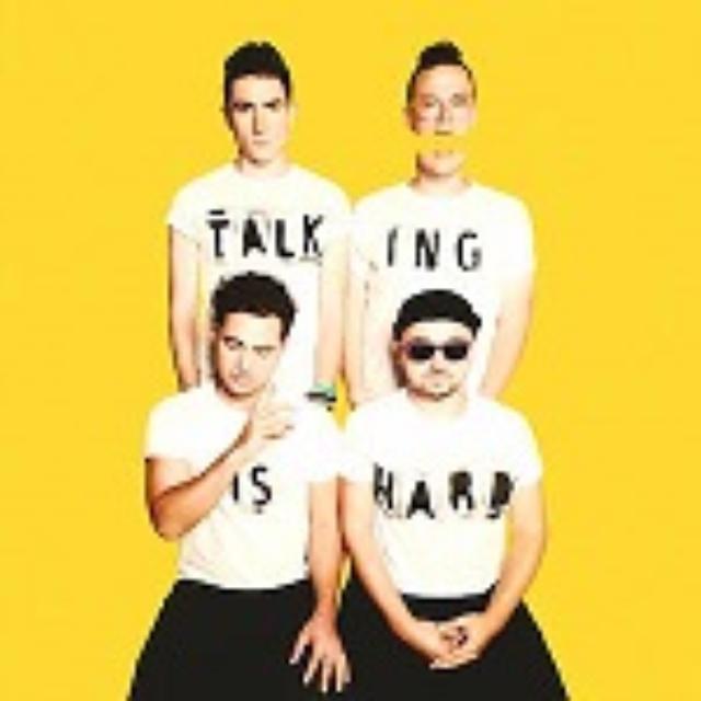 画像: 8月12日発売 アルバム「TALKING IS HARD」に収録 SICP-4506 ソニー・ミュージックジャパンインターナショナル