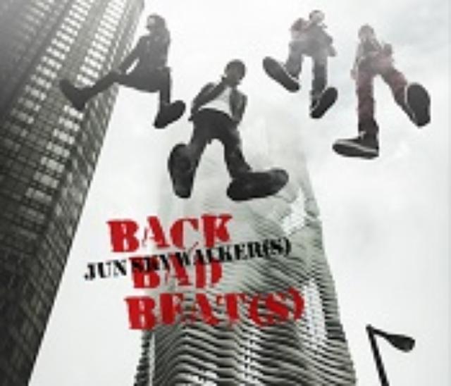 画像: 11月18日発売 アイビーレコード アルバム「BACK BAD BEAT(S)」に収録 初回限定盤(2CD+DVD):QAIR-30007 通常盤(2CD):QAIR-10019
