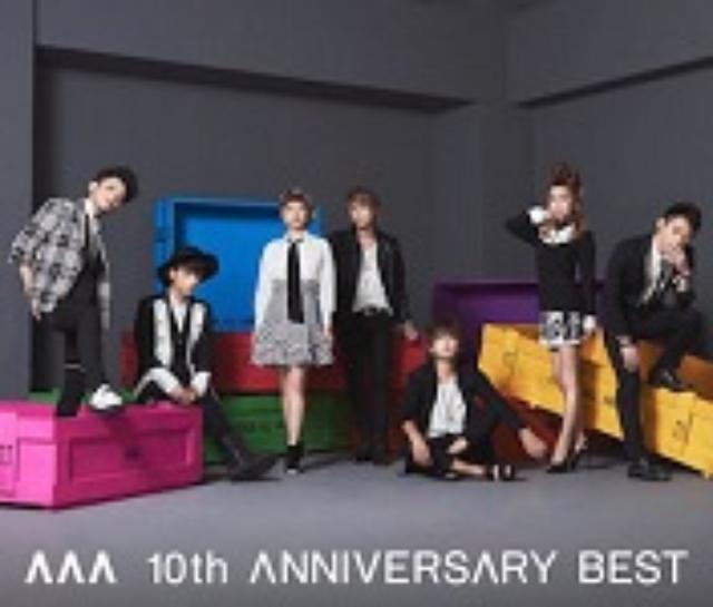 画像: 9月16日発売 「AAA 10th ANNIVERSARY BEST」に収録 avex trax AVCD-93244~6/B(3CD+DVD) AVCD-93247~8/B(2CD+DVD) AVCD-93249~50(2CD)
