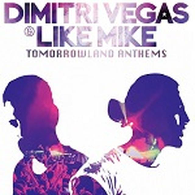 画像: 1月13日発売 アルバム「Tomorrowland Anthems -The Best of Dimitri Vegas & Like Mike-」に収録 AVCD-93347  SMASH the house/avex EDM