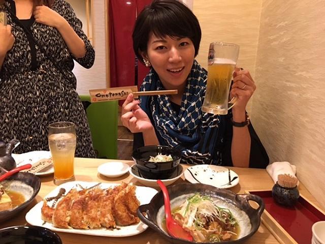 画像2: なんMEGA!「彩名と餃子王MEGA試食会」開催!