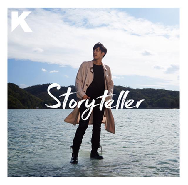 画像: 2018年1月24日発売 ビクターエンターテインメント <アルバム「Storyteller」より> ・初回盤(CD(13 曲入)+DVD) ¥4,800+税 VIZL-1295 ・通常盤(CD(12 曲入)) ¥3,000+税 VICL-64915