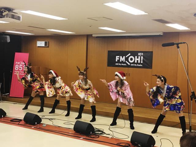 画像: OSAKA翔GANGSの華やかなパフォーマンス www.show-gangs.com