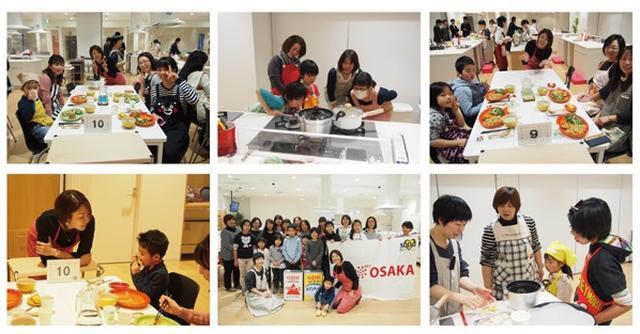 画像: 『Q・B・B yumi's kitchen SPECIAL! @hu+gMUSEUM』開催時の様子