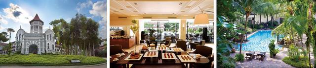画像2: 【第2期募集期間受付中】 シンガポール2泊4日の旅が、お2人様でなんと78,710円! 「最大のドリームライナー・シンガポール航空787-10」関西空港-シンガポール間世界初就航を記念し、超お得な特別価格で6組12名をシンガポールの旅へ!お泊りは名門「グッドウッド・パーク・ホテル」