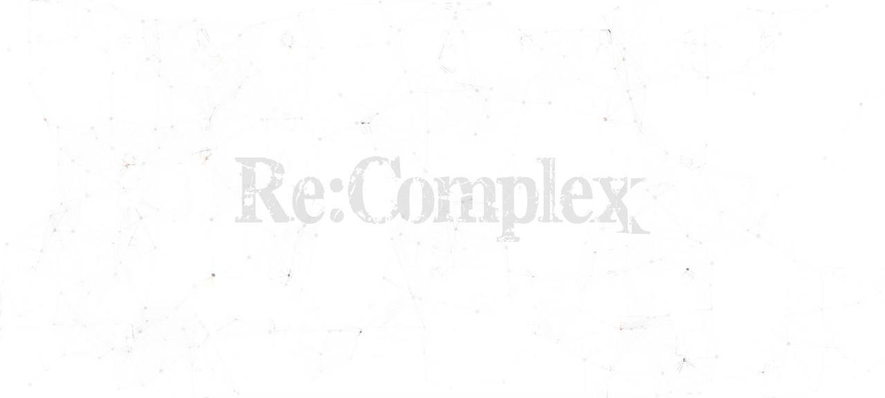 画像: Re:Complex オフィシャルサイト