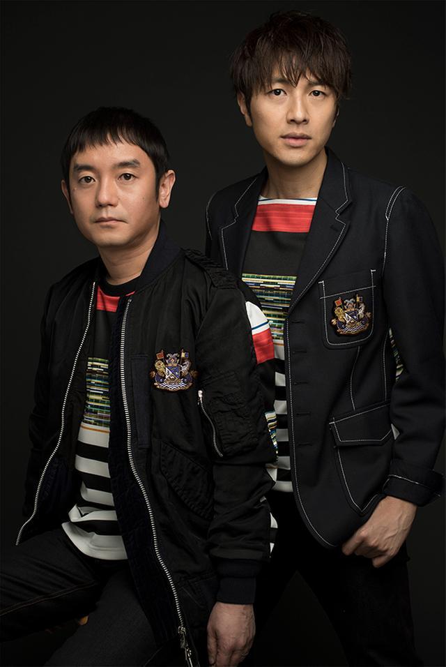 画像: ゆず http://yuzu-official.com/