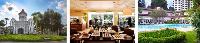 画像2: シンガポール航空×グッドウッド・パーク・ホテル×シンガポール航空ホリデーコラボ企画、大好評につき第2弾やっちゃいます!旅行の秋に至福の4日間をどうぞ!