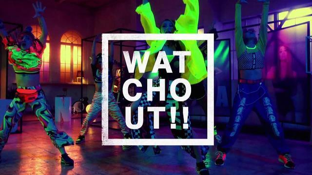 画像: 倖田來未 / WATCH OUT!!〜DNA〜 -Short Version- www.youtube.com