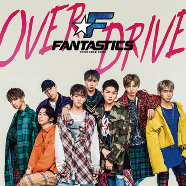 画像: デビューシングル「OVER DRIVE」 2018年12月5日発売 【CD+DVD盤】 RZCD-86707/B ¥1,667+tax 【CD only盤】 RZCD-86708/ ¥1,111+tax