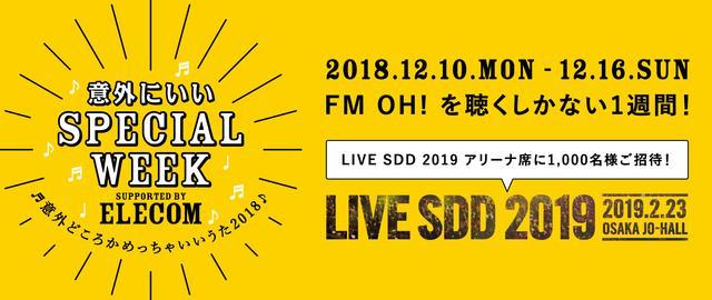 画像: LIVE SDD 2019 コアメッセンジャー募集中!!