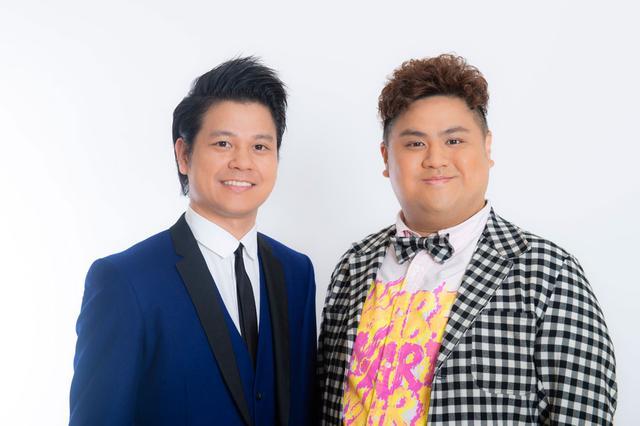 画像: ダブルアート (左)タグ・(右)真べぇ profile.yoshimoto.co.jp