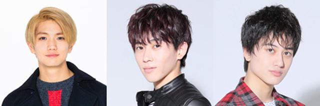 画像: DJ:正門 良規(Aぇ! group)/末澤 誠也(Aぇ! group)/小島 健(Aぇ! group http://www.fmosaka.net/_sites/16783378