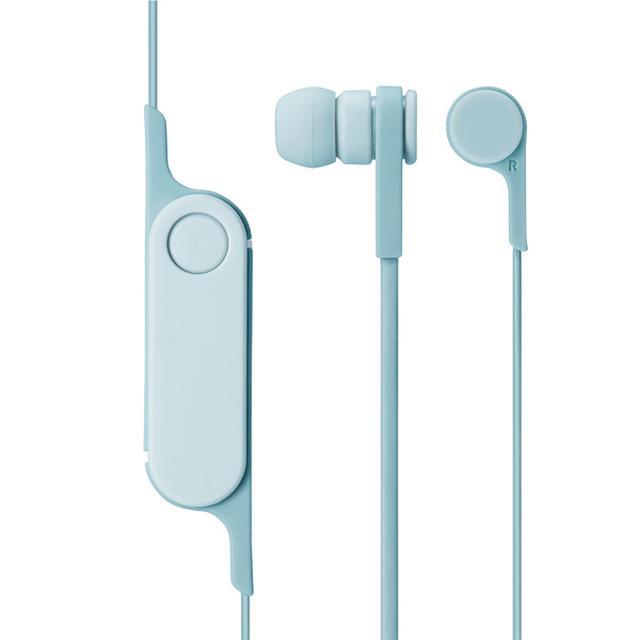 """画像: Bluetooth(R)イヤホン FASTMUSIC(TM)""""bund"""" - LBT-HPC14MPBU"""