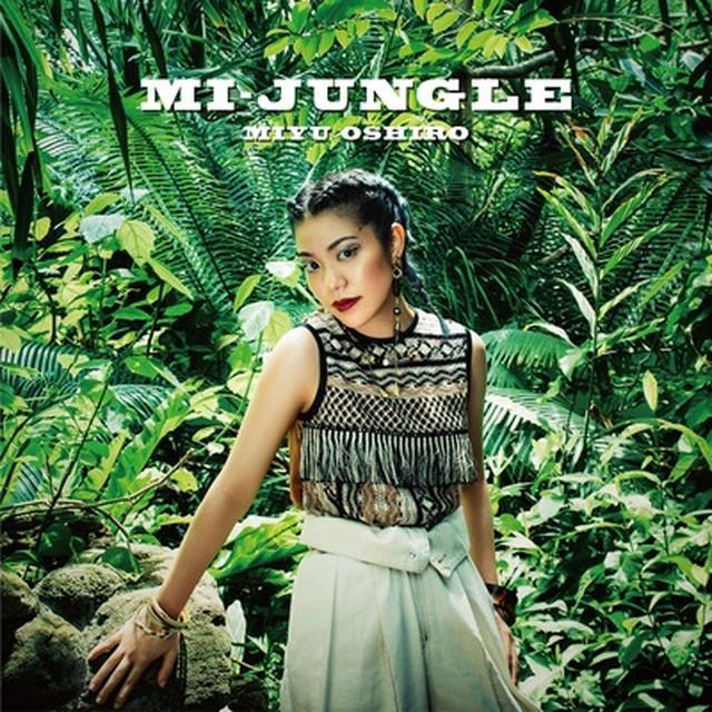 画像: ●リリース情報 2019/8/21発売 1st Album「MI-JUNGLE」 CRCP40583/\2,778+ 税