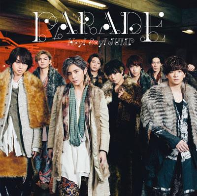 画像: ●リリース情報 2019/10/30発売 ALBUM『PARADE』 初回限定盤1(CD+DVD) JACA-5811~5812 /¥3,300(税抜) 初回限定盤2(CD+DVD) JACA-5813~5814 /¥3,300(税抜) 通常盤(CD) JACA-5815 / ¥2,800(税抜)