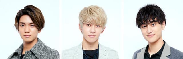画像: DJ:正門良規、末澤誠也、小島健(Aぇ! group) www.fmosaka.net