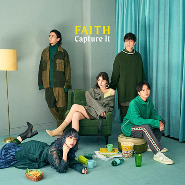 画像: ●リリース情報 1/15 Release Major 1st Album「Capture it」 VPCC-86291 定価:¥2,500+税