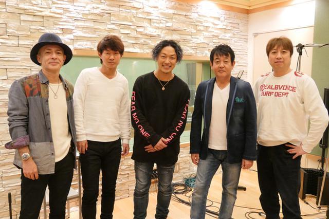 画像: TUBEがFM大阪開局50周年アニバーサリーソングを書き下ろし ! 「知らんけど feat.寿君」