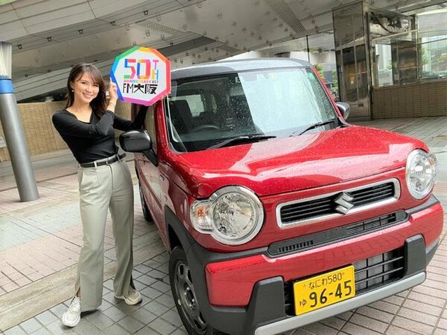 画像: 赤maru DJの赤松悠実が新型ハスラーを体験!!
