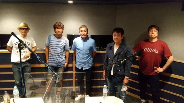 画像1: TUBE35周年×FM⼤阪50周年特別番組 「TUBE LIVE AROUND SPECIAL 2020-阪神甲⼦園球場-」 7月31日(金)19:30-21:00