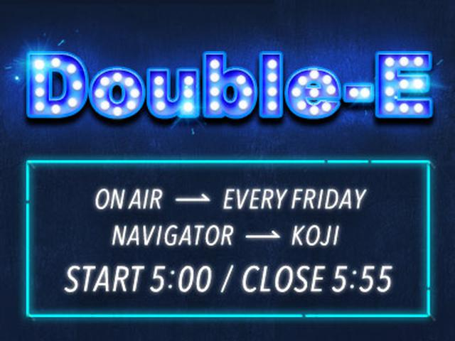 画像: Double-E - FM大阪 85.1