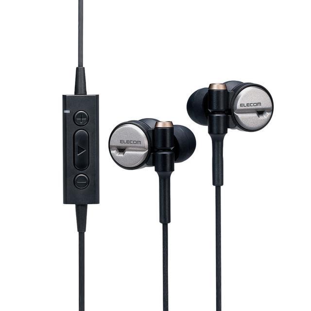 """画像: Bluetooth(R)ワイヤレスヘッドホン""""Grand Bass(R)"""" - LBT-GB41BK"""