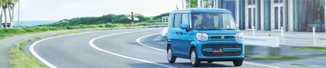 画像: HYBRID G 2WD 全方位モニター用カメラパッケージ装着車 ボディカラー:ブリスクブルーメタリック