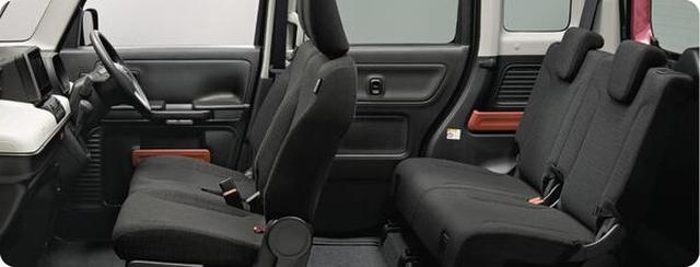 画像: 2WD車 ボディーカラー:チアフルピンクメタリック