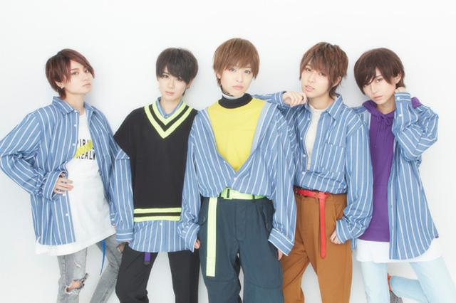 画像2: 川口レイジ、風男塾の「E∞Tracks Selection」 2020年1月~スタート!