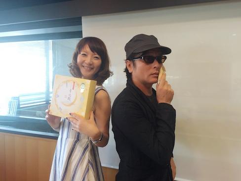 画像: 8/3 【月化粧 catch your heart】TOWA TEIさん