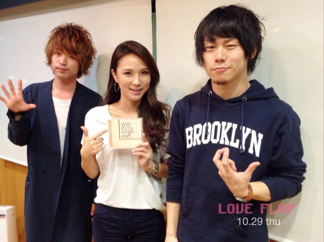 画像: 10/29(木)ドコモ D LIFE  cinema staff