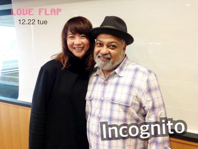 画像: 12/22(火)【ドコモ D LIFE】incognito